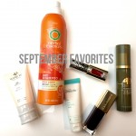 VIDEO: September Favorites
