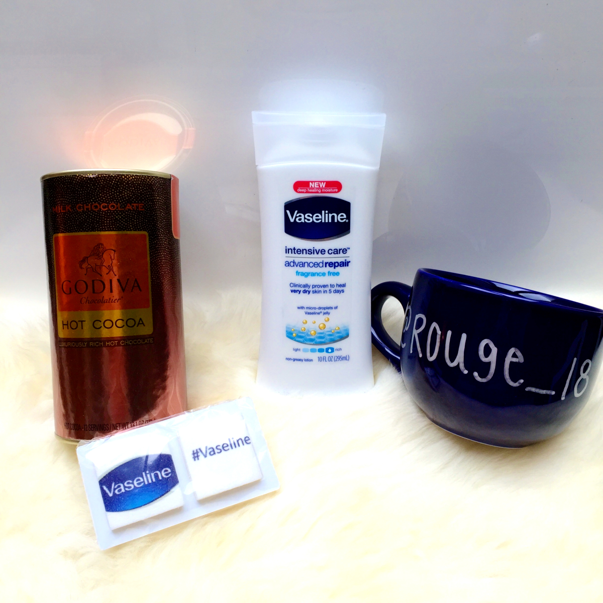 I Took The Vaseline Dry Skin Test & Here Are The Results