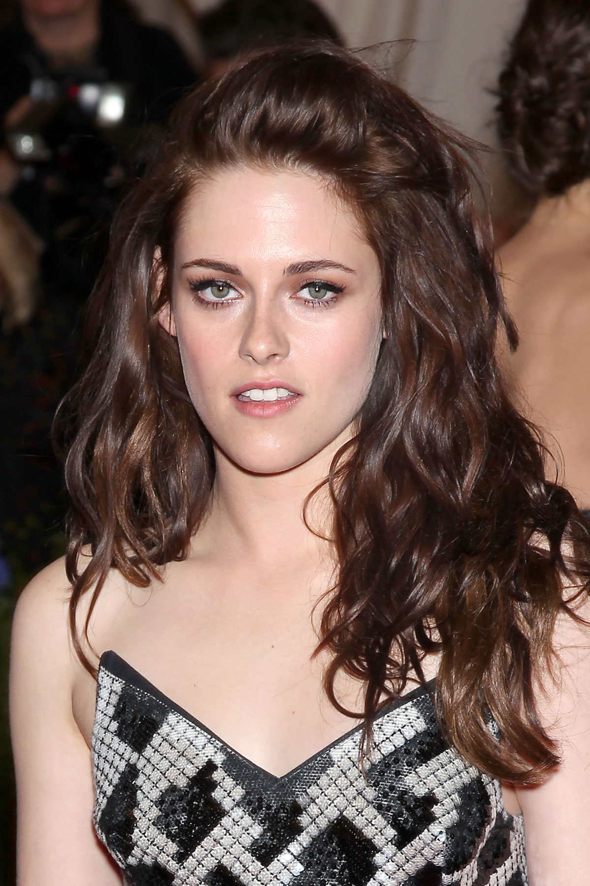 Kristen Stewart's New Cropped 'Do