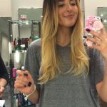 Rave Review: Sara Gets Balayage'd At Eva Scrivo