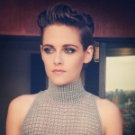 Hairstyle: Kristen Stewart's Rockabilly Pompadour Hollywood Film Awards