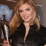 Kate Upton's Hair For The People Magazine Awards