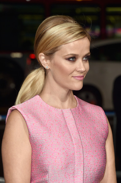 Try This Perfect Ponytail Reese Witherspoon Rocked Last Night