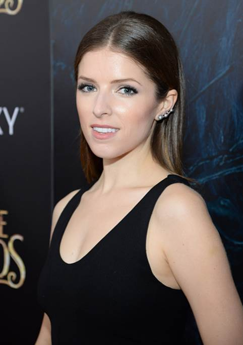 Makeup: Anna Kendrick, Into The Woods Premiere