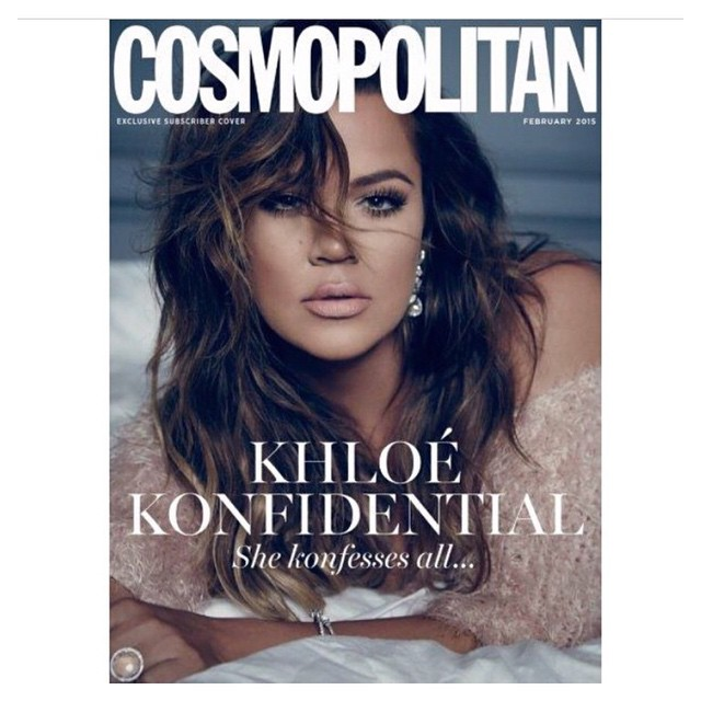 Khloe Kardashian's 'Cosmopolitan UK' Cover + More: Destination Procrastination