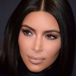 The Secret To Kim Karashian's Silvery Smoked-out Eye + More: Destination Procrastination