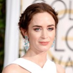 Golden Globes 2015 Makeup: Emily Blunt