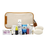 GWP: Beauty.com X Creatures Of Comfort Creatures Dopp Kit