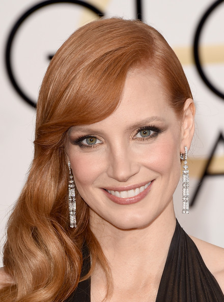 Jessica+Chastain+72nd+Annual+Golden+Globe+Y9TL3lYX1s2l