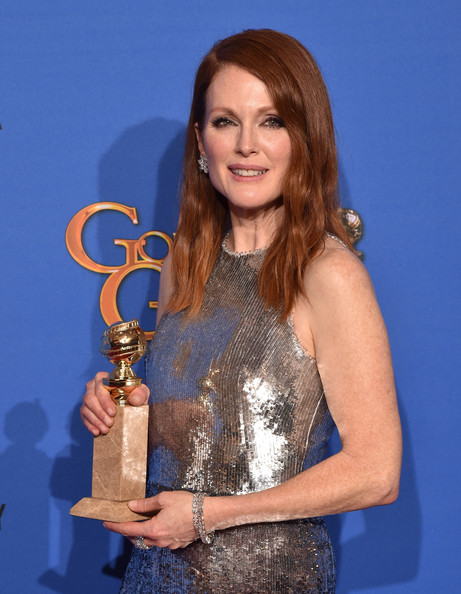 Julianne Moore's Secret To Luminous Skin