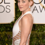 Golden Globes 2015 Hair & Makeup: Kate Hudson