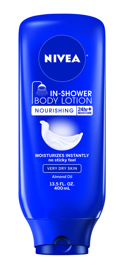 NIVEA In-Shower Body Lotion Nourishing