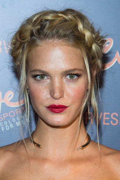 Erin Heatherton's Heidi Hair How-to