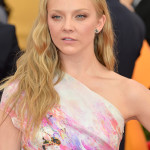 Natalie Dormer's Natural Bronzey Makeup Look At The SAGs