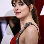 The Trick To Dakota Johnson's Bangin' Ponytail