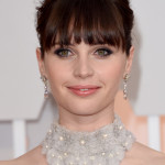 The Trick To Felicity Jones' Fresh Smokey Eye