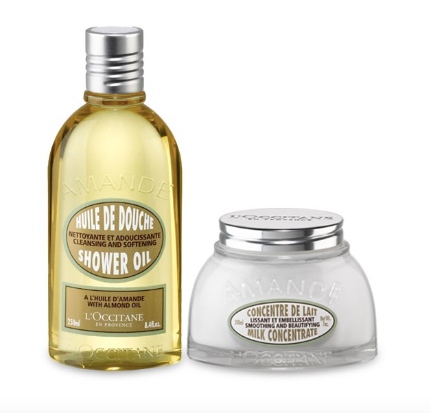 Say Sayonara To Sahara Skin With L'Occitane's Almond Collection