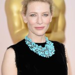 How-to: Cate Blanchett's Smoked-out Lids At The Oscars