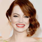 You Know You Need To Know About Emma Stone's Matte Tulip Lip, Stat