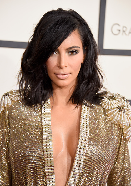 kim-kardashian-grammys-2015-photo
