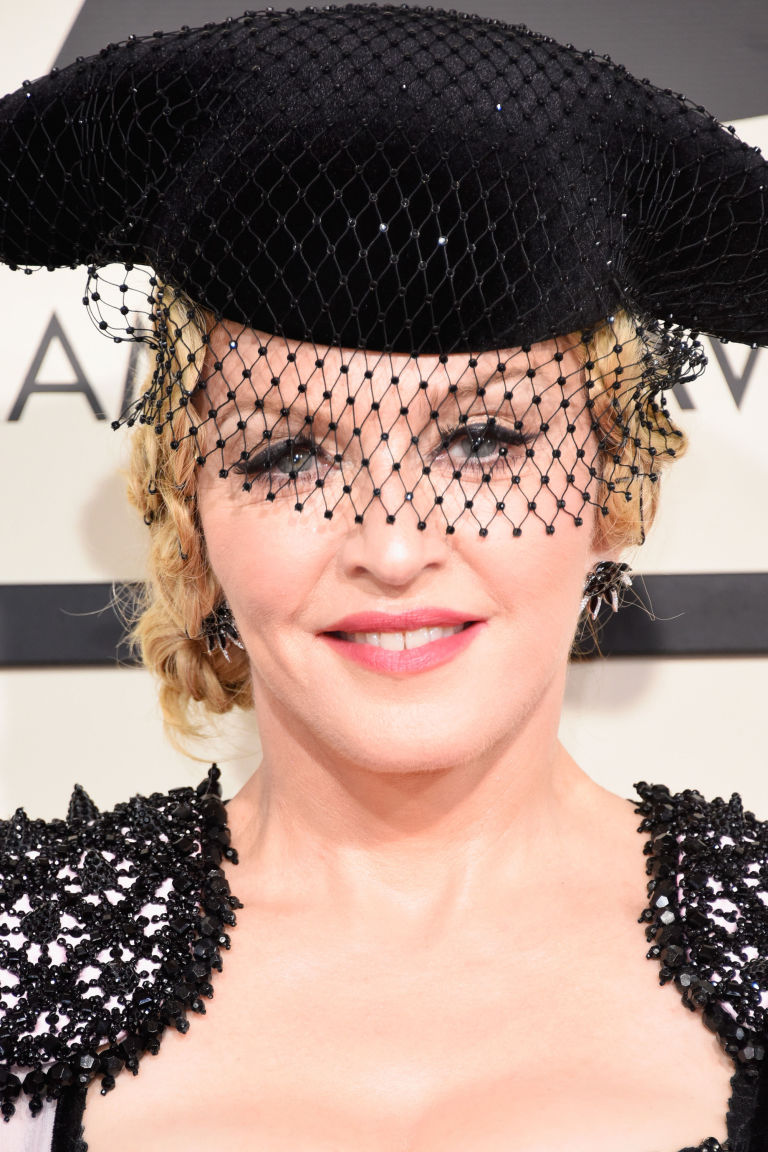 Steal Madonna's 'Chic Matador' Makeup Look At The Grammys