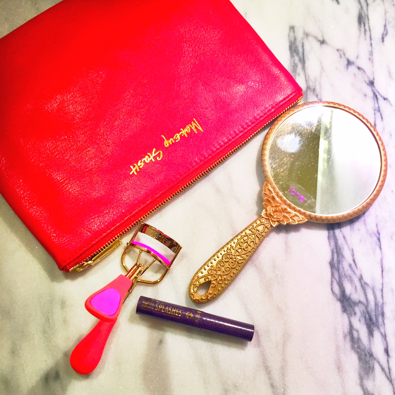 On Wednesdays We Use Pink Lash Curlers Rouge 18