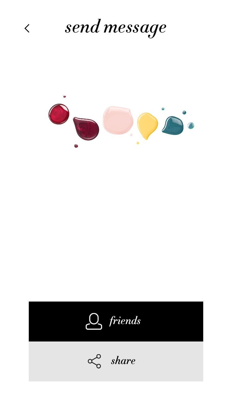 OPI Launches ColorChat App