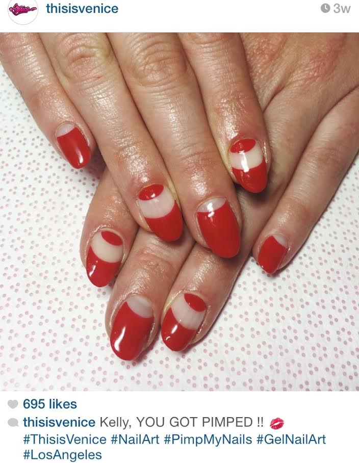 Beauty Nostradamus: Neg Nails