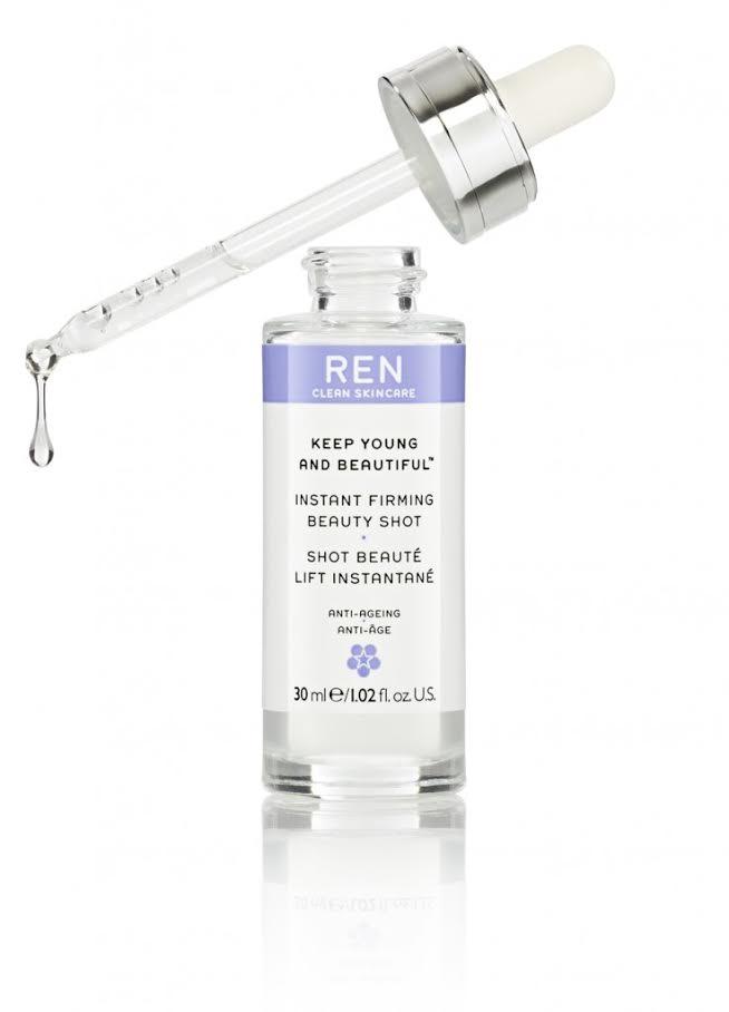 Beauty Pick-Me-Up: REN Instant Firming Beauty Shot