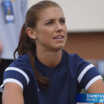 Soccer Star Alex Morgan's Go-to Beauty Products