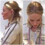 The Trick To Kate Bosworth's Part-Braid