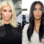 The Secret To Kim Kardashian's Healthy Hair Post-Bleaching