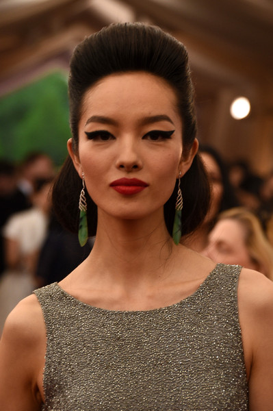 Met Ball 2015 Makeup: Fei Fei Sun