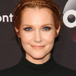 Darby Stanchfield's Braided Updo You Need To Recreate This Summer