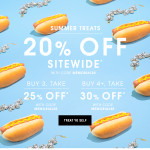 Shop BaubleBar's Memorial Day Sale