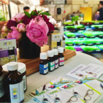 New: Aura Cacia Essential Oils