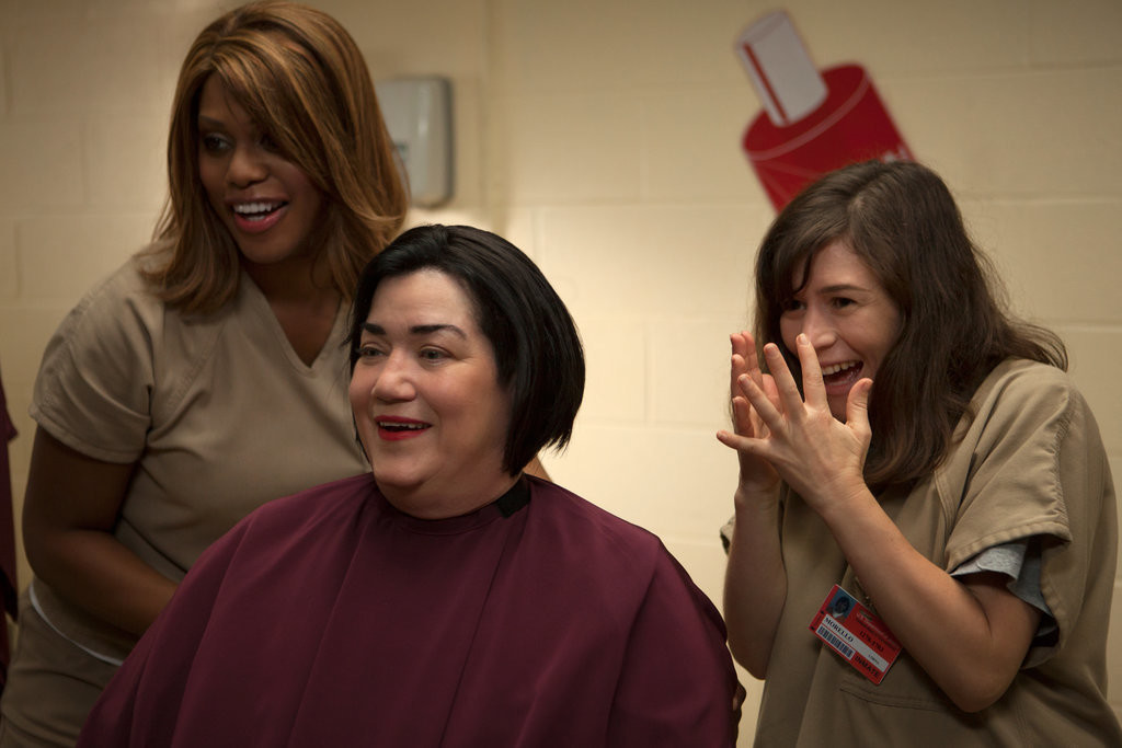 Big-Boo-Lea-DeLaria-gets-makeover