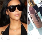 The Nude Lipstick Kim Kardashian Is Loving