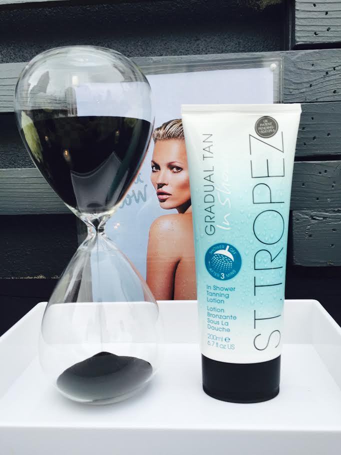We Tried It: St. Tropez Gradual Tan In-Shower Cream