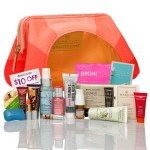 Beauty.com X Trina Turk Sunset Cosmetic Pouch Summer Gift With Purchase