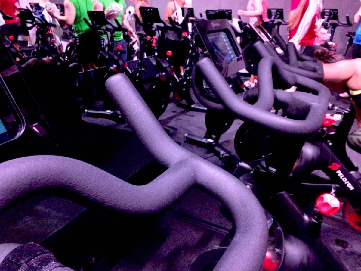Pedal It Out At Peloton