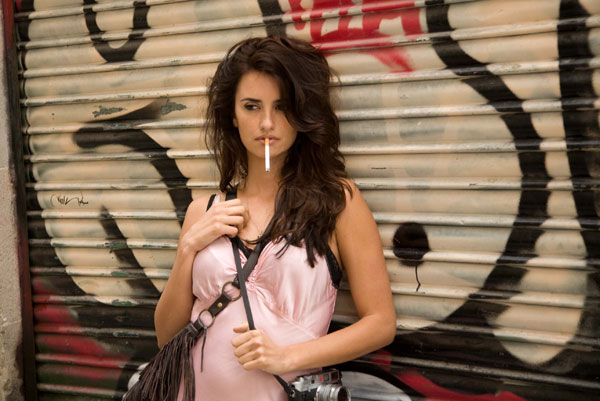 Fictitious Fragrance Fan: María Elena Of 'Vicky Cristina Barcelona'