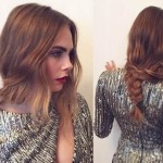 The Trick To Cara Delevingne's 'Paper Towns' Premiere Braid
