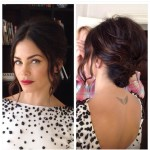 Recreate Jenna Dewan Tatum's Tendril-y Updo
