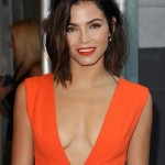 You Need To Know About Jenna Dewan Tatum's Tomato Lip & Sultry Waves