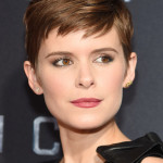 Kate Mara's Perfect Pixie At The 'Fantastic Four' Premiere
