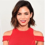 The Trick To Jenna Dewan's Sultry Red Lip Moment