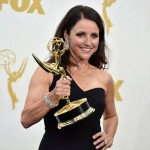 Julia Louis-Dreyfus' Luminous Makeup Look That Withstood 100+-degree Temps