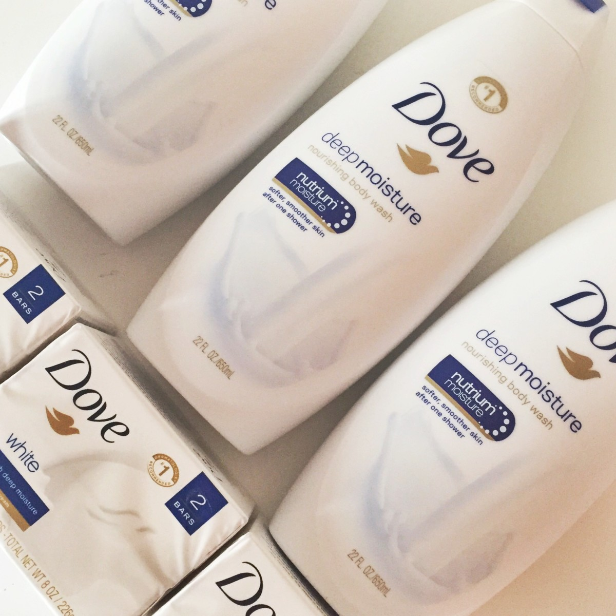 Don't Miss The Dove Deep Moisture Giveaway
