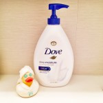 NEW: Dove Deep Moisture Pump Body Wash